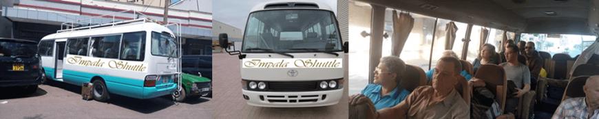 About Us Impala shuttle