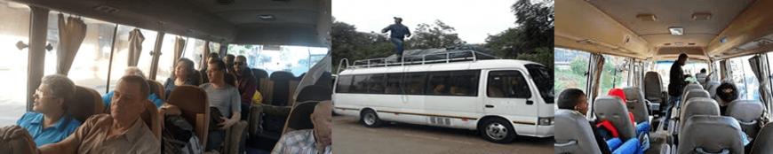 Arusha luxury shuttle